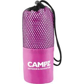 CAMPZ Microfibre Towel 40x80cm pink